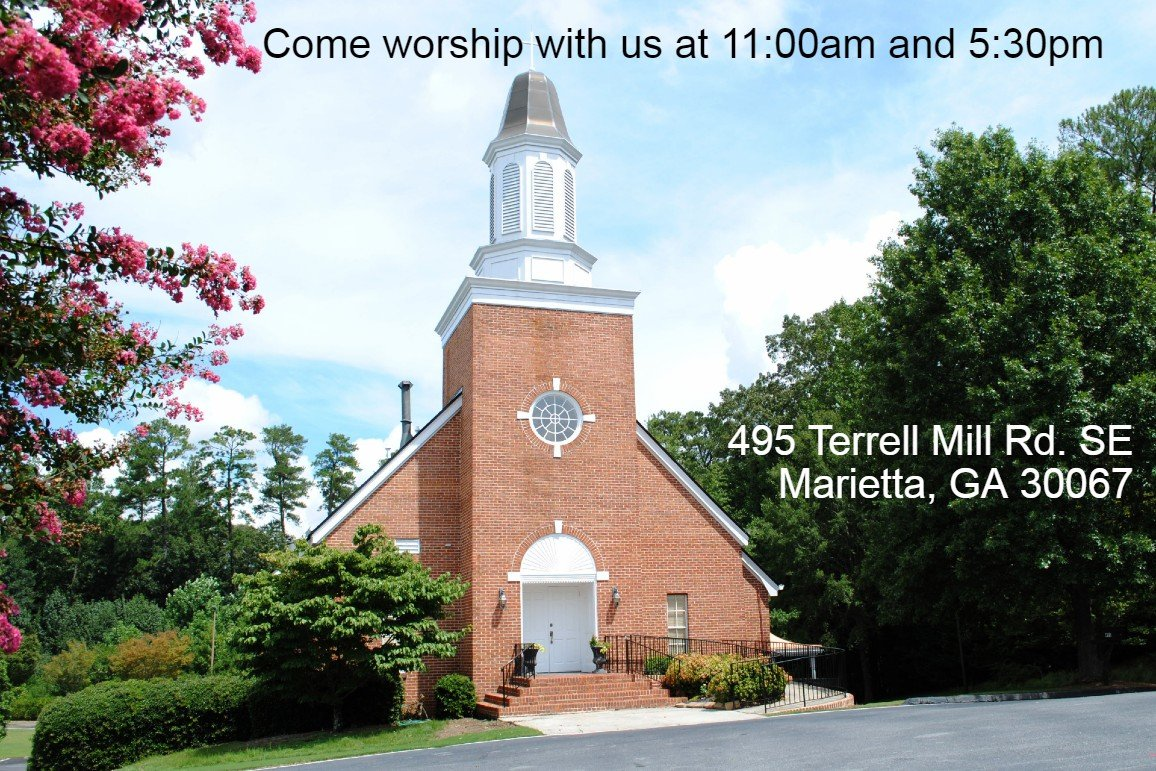 Christ OPC - 495 Terrell Mill Rd SE, Marietta, GA 30067